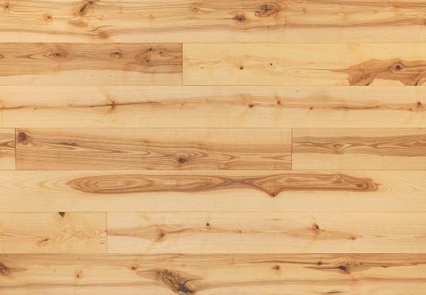 Massivholzdiele Wildesche gebürstet geölt - 90002