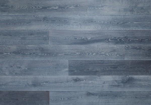 Gutsboden Wildeiche gebürstet graphitgrau gelaugt gekalkt geölt - 99135