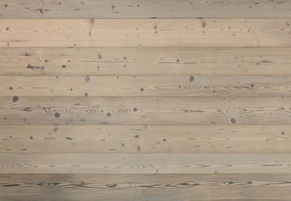 Altholzboden Fichte gebürstet antikgrau gelaugt geseift - 36520