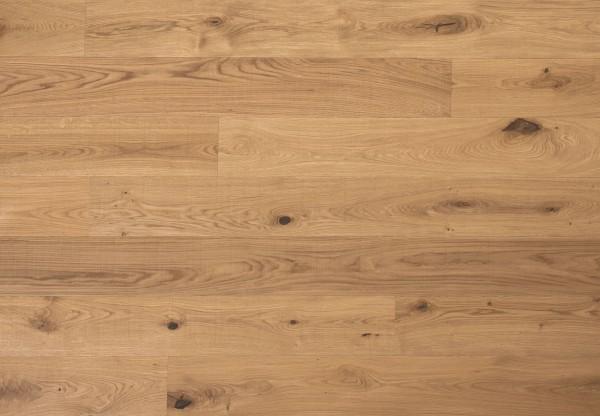 Gutsboden Wildeiche handbearbeitet tief gekittet gesägt gelaugt leicht weiß geölt - 99140