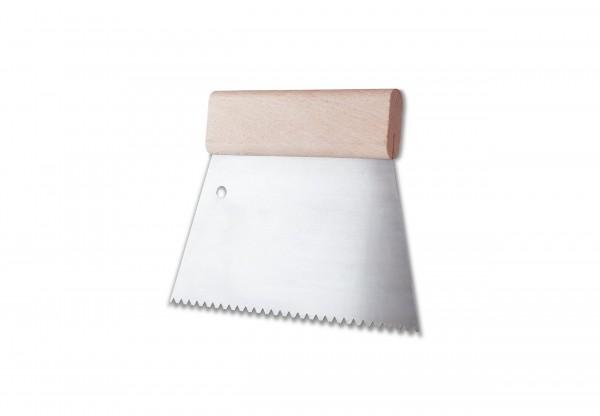 Zahnspachtel A2 für Vinyl-Designboden - 13072