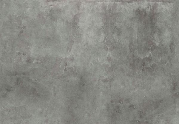 HDF-Vinyl Steindekor Betonstein sandgestrahlt - 44553
